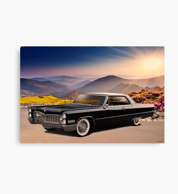 1966 Cadillac Coupe DeVille by DaveKoontz