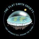 Flat Earth  by Lee Grace