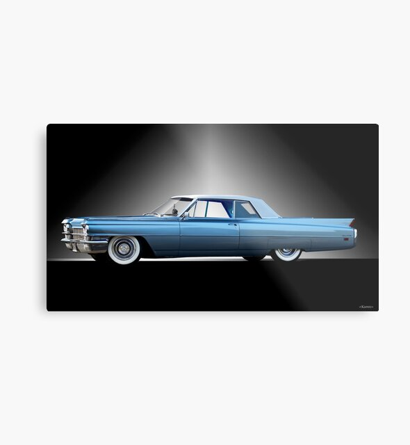 1964 Cadillac Coupe DeVille by DaveKoontz
