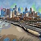 Philadelphia, Pennsylvania by Andrea Mazzocchetti