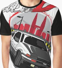 Initial D Graphic T-Shirt