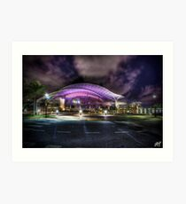 Puerto Rico Convention Center Art Print