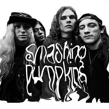 The Smashing Pumpkins by livethroughthis