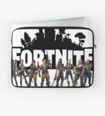 Fortnite class characters Laptop Sleeve