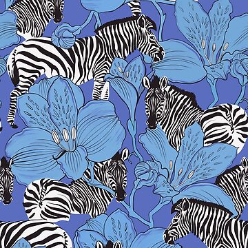 Blue Zebra by torysevas