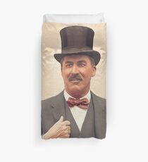 Howard Carter, Archeologist Duvet Cover