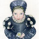 My dear little Lizetta.. by Masha Kurbatova