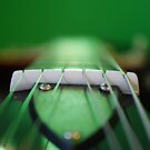 The Guitar by Roxanne Persson