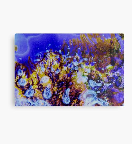 Coral Carnival Metal Print