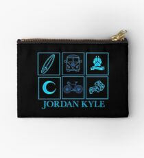 Minimalistic • Jordan kyle •  Studio Pouch