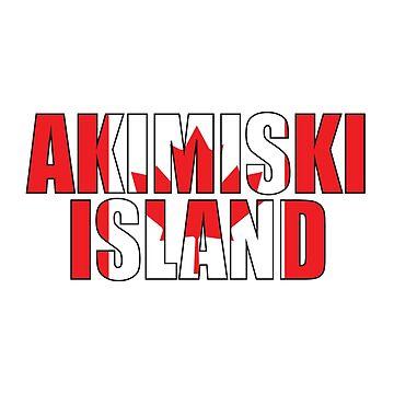 Akimiski Island Canada by Obercostyle