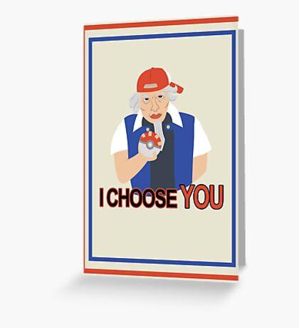 Uncle Ketchum Greeting Card
