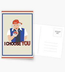 Uncle Ketchum Postcards