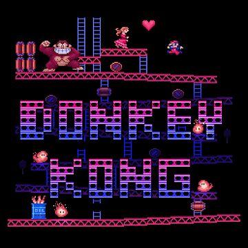 Kong Donkey by likelikes