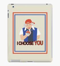 Uncle Ketchum iPad Case/Skin