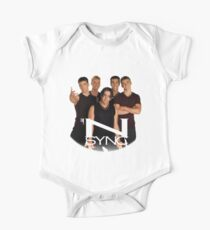 'N SYNC ('90s Edition) One Piece - Short Sleeve