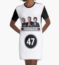 Clarkson, Hammond and May 47 design  Graphic T-Shirt Dress
