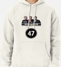 Clarkson, Hammond and May 47 design  Pullover Hoodie