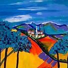 Un Village en France by Rusty  Gladdish