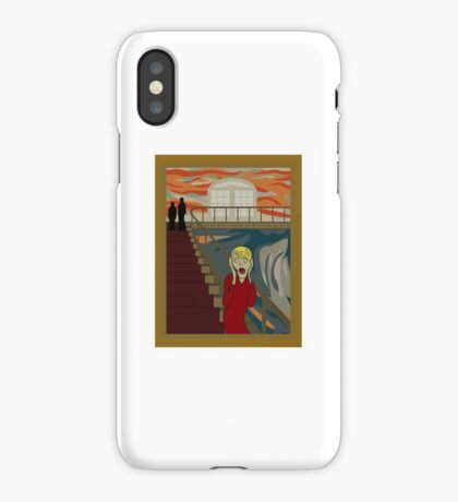 Kevin's Scream iPhone Case