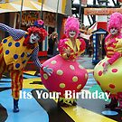 It's Your Birthday by Eve Parry