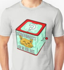 Schrödinger's Cat in the Box Unisex T-Shirt