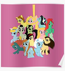 Pony Princess Collection Poster