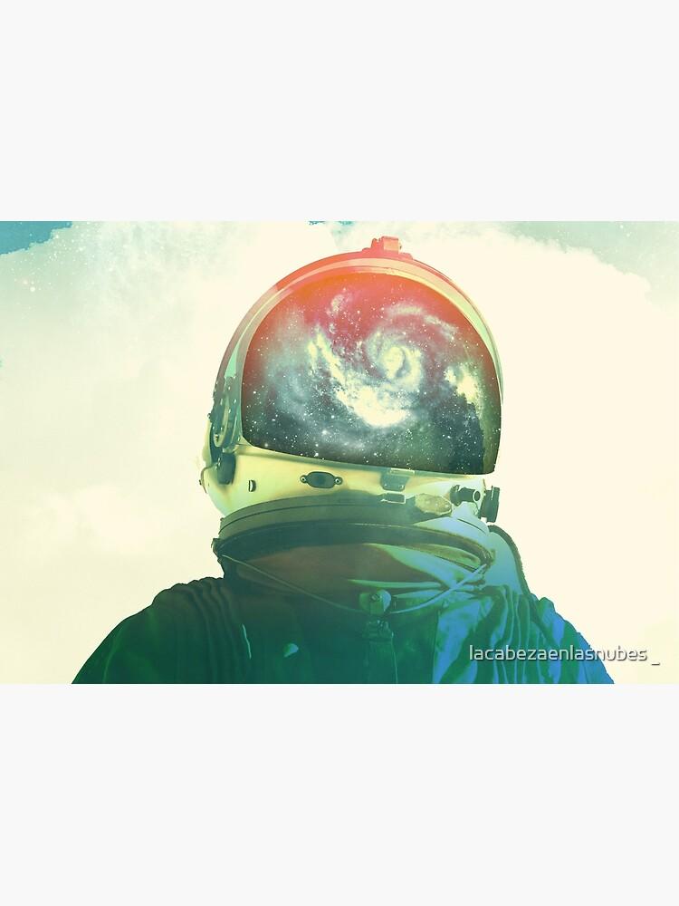 Gott ist ein Astronaut von headonclouds