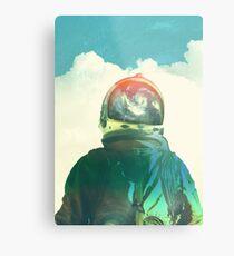 God is an astronaut Metal Print