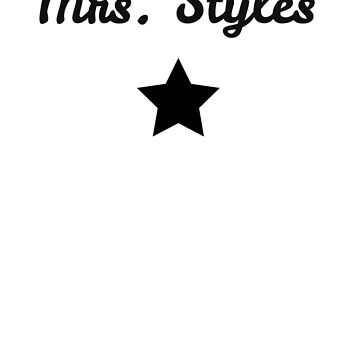 Mrs. Styles by alyg1d