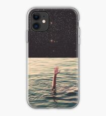 Drowned in space iPhone Case