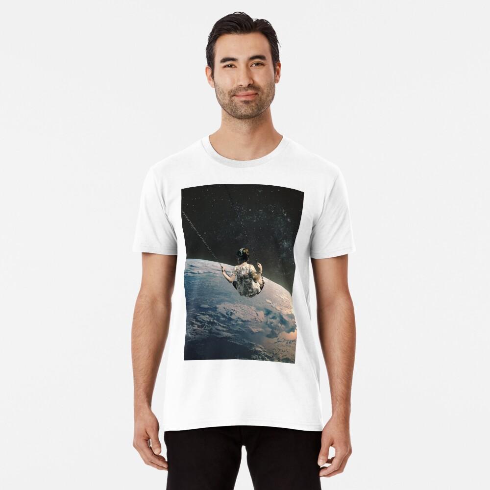 oscilación Camiseta premium