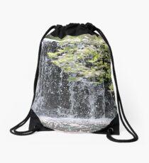 Sidecut Metropark Canal Lock 1 Drawstring Bag