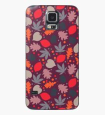 Autumn Leaves Case/Skin for Samsung Galaxy