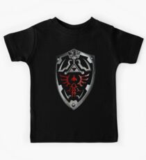 The Dark Hero Kids Tee