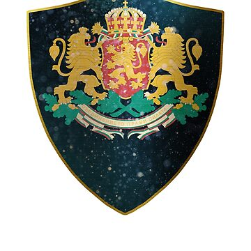 Bulgaria Coat of Arms by ockshirts