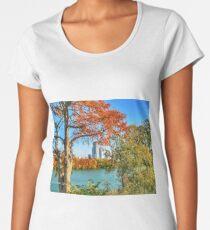 Town Lake - Austin Texas Women's Premium T-Shirt