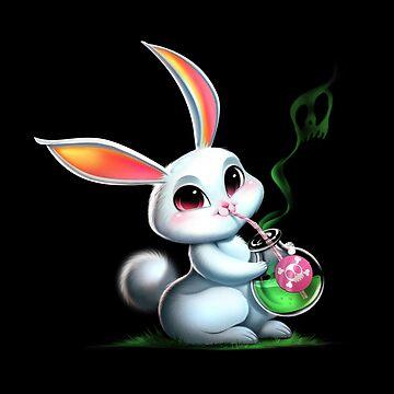 Poison Bunny by tobiasfonseca