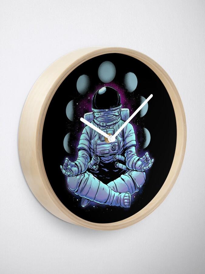 Alternate view of Meditation Clock