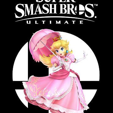 Super Smash Bros Ultimate - Peach by exceedingdeath
