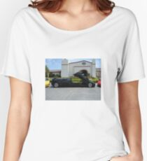 Lambo Limo Women's Relaxed Fit T-Shirt
