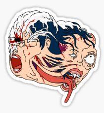I ATE TOO MANY PANCAKES Sticker
