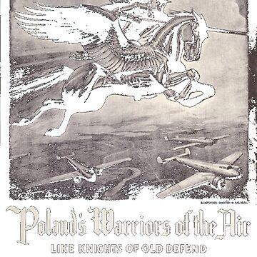 Poland's Warriors of the Air - Polish Propaganda  by IKET