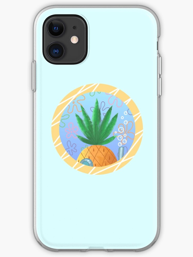 Zen Yoga Frog iPhone 11 case