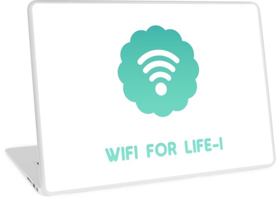 Wifi for Life-i by Caitlin Peter