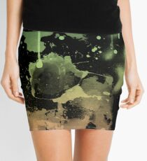Who Spilled the Paint? Mini Skirt