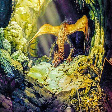 1825 Fantasy   Dragon  by fwc-usa-company