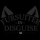 Fursuiter in Disguise by Zhivago