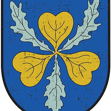 KMS Bismarck's emblem - Grunge Style  by pzd501
