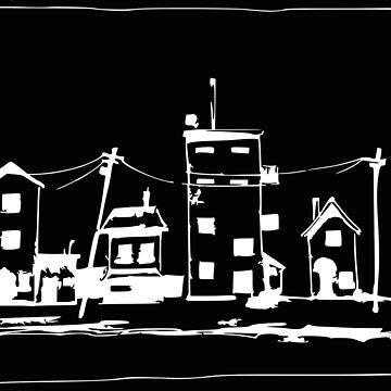Urban Scene von maysi